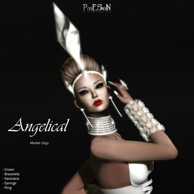 Angelica jewelry vendor