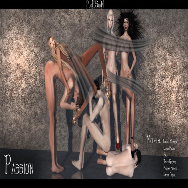 _PosESioN_ Passion Couple Pose