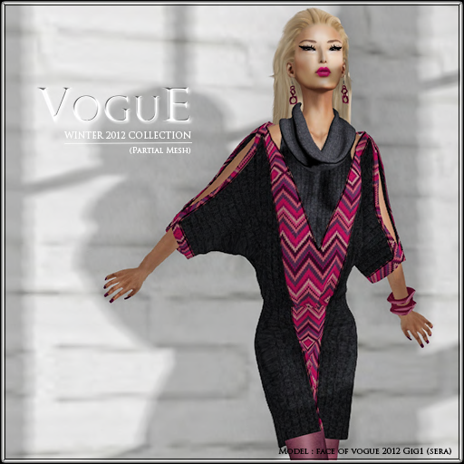 VoguE Lorraine Winter Dress Vendor