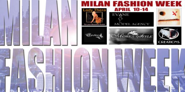 MILAN FASHION WEEK April 10 - 14